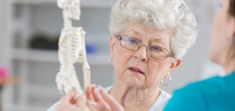 ოსტეოპოროზის ფარმაკოლოგიური მკურნალობა ხანდაზმულებში