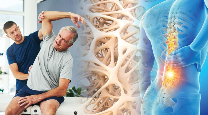 ოსტეოპოროზის დიაგნოსტიკა და არასაკმარისი მოვლა ხანდაზმულ მამაკაცებში